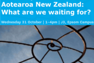 Pre-IUSTI Event: Sexuality Education in Aotearoa New Zealand: What are we waiting for?
